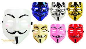 Anonymous Halloween Costume Vendetta Costume Zeppy Io