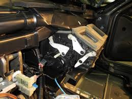 mode door actuator fix 2001 dhs archive cadillac forums