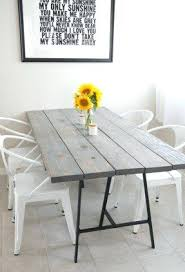 dining room table legs industrial dining room table rustic industrial dining table 8