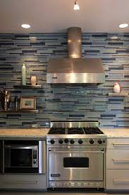 recycled glass backsplashes for kitchens stir up kitchen excitement with color houston chronicle