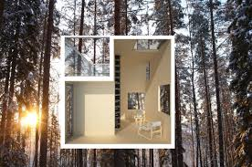 Real Treehouse An Inspiring Mirrored Treehouse Design You U0027ll Want To Experience