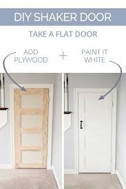 Painting 6 Panel Interior Doors Best 25 Wood Interior Doors Ideas On Pinterest White Trim Wood