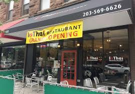 Thai Country Kitchen Point Of Interest Two Thai Restaurants Open In Downtown Stamford