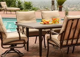 California Patio Furniture California Patio Outdoor Dining Collections