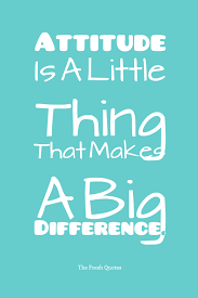 gratitude quotes churchill attitude is a little thing that makes a big difference winston
