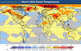 Europe Temperature Map March 2016 Global Weather Summary And April Outlook Agweb Com