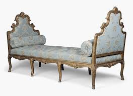 Sofa In French Translation A Z Of Furniture Terminology To Know When Buying At Auction