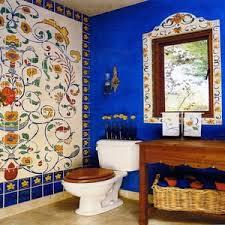 mexican tile bathroom designs top talavera tile design ideas best mexican bathroom vanity
