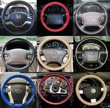toyota rav4 steering wheel cover rav 4 leather steering wheel cover ebay
