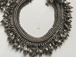 silver necklace from india images Antique vintage indian silver jewelry wovensouls jpg