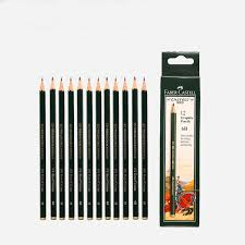 special pencils for drawing 12pcs set faber castell 9000 high quality special sketch pencil