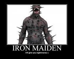 Iron Maiden Memes - demotivational iron maiden by miamoure on deviantart