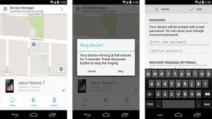 track an android phone how to track and wipe android phone without tracking apps