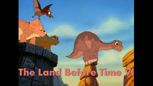 land vl soundtrack 5 littlefoot hero