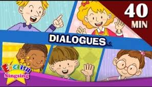 ᚙ day what day is it today it s wednesday easy dialogue
