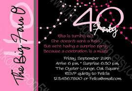 40th birthday invitations for him tags 40th birthday invitation