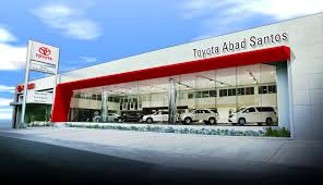 toyota showroom welcome to toyota abad santos the dealer of choice