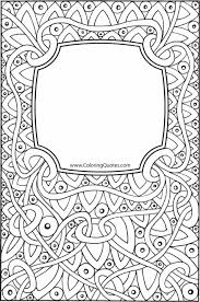 free sample pages coloring quotes