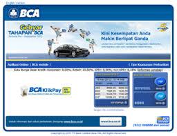 Klikbca Individual Bca Banking Klikbca Individual Dan Klikbca Bisnis
