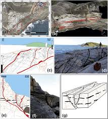 Uva Map Different Points Of View To Outcrop B Fig 6 A Uva