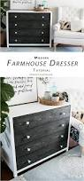 Modern Farm Homes Modern Farmhouse Style Dresser Modern Farmhouse Style Modern
