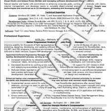 comely software engineer resume example software developer resume