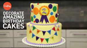 amazing birthday cakes amazing birthday cakes 3 easy steps fondant cake decorating