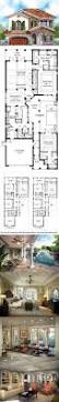 House Plan For Narrow Lot 100 Narrow Lot Floor Plans Mediterranean House Plans With