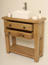 All Wood Bathroom Vanities by Reclaimed Wood Bathroom Vanities 5 Rustic Distressed Vanity