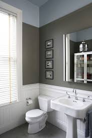 bathroom with wainscoting ideas amusing wainscoting in bathroom pictures new wainscot ideas
