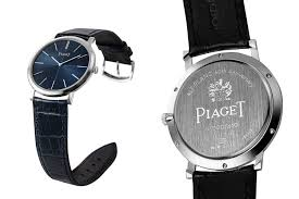 piaget altiplano pre sihh 2017 piaget altiplano 60th anniversary collection