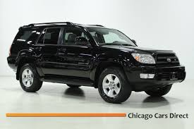 suv toyota 4runner chicago cars direct presents a 2005 toyota 4runner limited v8 4wd