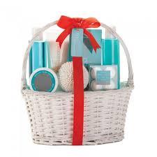 Bathroom Gift Baskets Tripleclicks Com Tropical Sunny Breeze Spa Basket