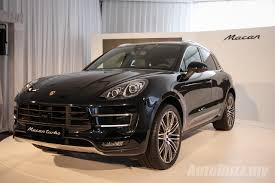 porsche hatchback 4 door 2014 porsche macan officially available in malaysia price from
