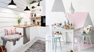 cuisine scandinave design enchanting decoration cuisine nordique id es stockage for deco