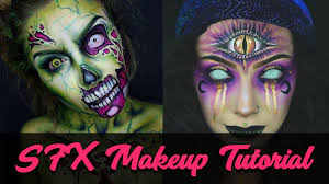 Diy Makeup Halloween by Top Diy Sfx Halloween Makeup Tutorials Compilation 2017