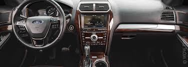 Ford Explorer 2016 Interior Dash Kits For Ford Explorer Wood Grain Camo Carbon Fiber