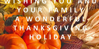 happy thanksgiving to you and your family quotes festival