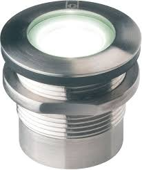 small round led lights gl019 s t 1w round threaded mini led ground light available as a