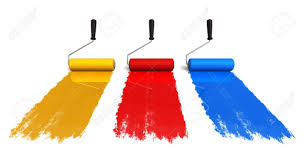paint roller stock photos royalty free paint roller images and