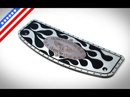 Motorcycle Footboards How To Cnc Footboards For A Harley Davidson Bike Diy Tutorial