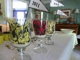 Diy Graduation Centerpieces by Graduation Party Centerpieces Homemade Archives Party Themes