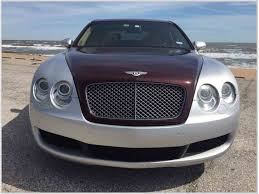 bentley flying spur exterior 2007 bentley continental flying spur for sale classiccars com