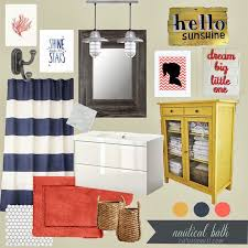 Kids Bathrooms Ideas Colors Best 25 Yellow Nautical Bathrooms Ideas On Pinterest Yellow