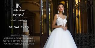 wedding dress johannesburg millanova