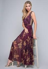 maxi dresses long u0026 flowy dresses bebe