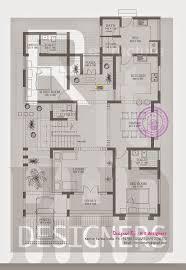 stylish trendy house plan kerala home design and floor plans