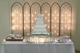 Lighted Pedestal Stands Square Lighted Cake Stand Includes 24 Inch Mirror Elite Events