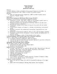 Environmental Engineer Resume Sample by Entry Level Environmental Engineering Resume 5