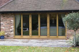 Wooden Bifold Patio Doors Timber Bi Fold Doors Folding Patio Doors Mumford Wood
